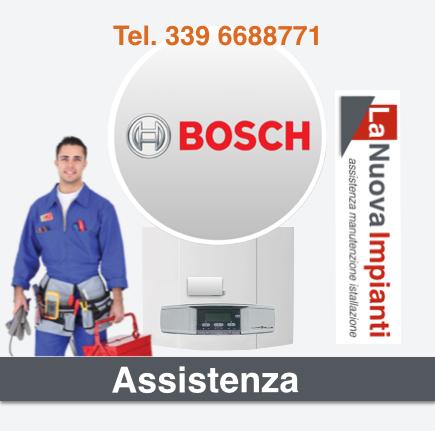 Assistenza Caldaie Bosch Firenze