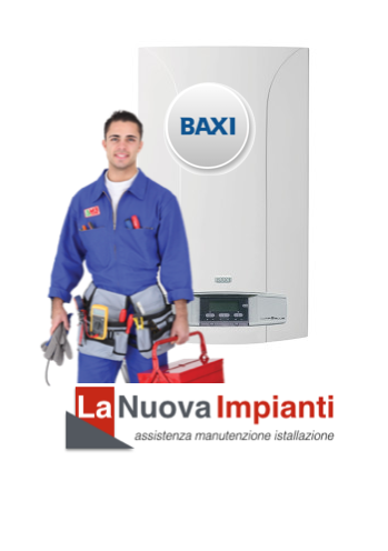 Assistenza Controllo Intervento Caldaie Baxi Firenze